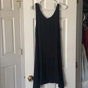 Black tank dress/ size small/ used once